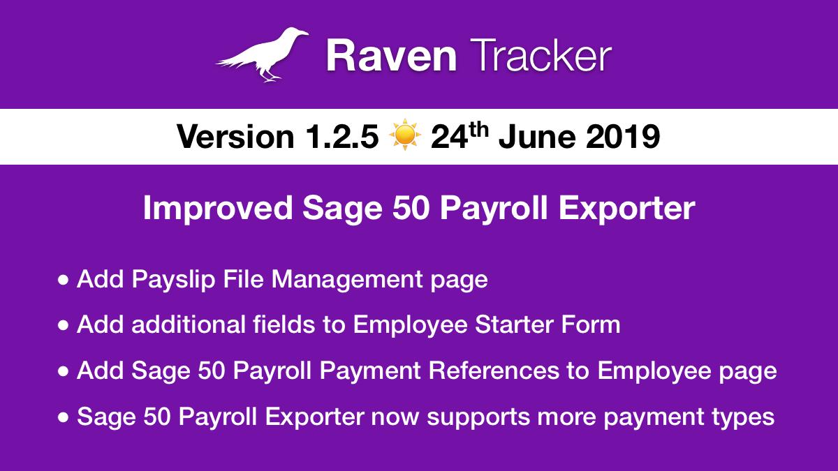 Raven Tracker 1.2.5