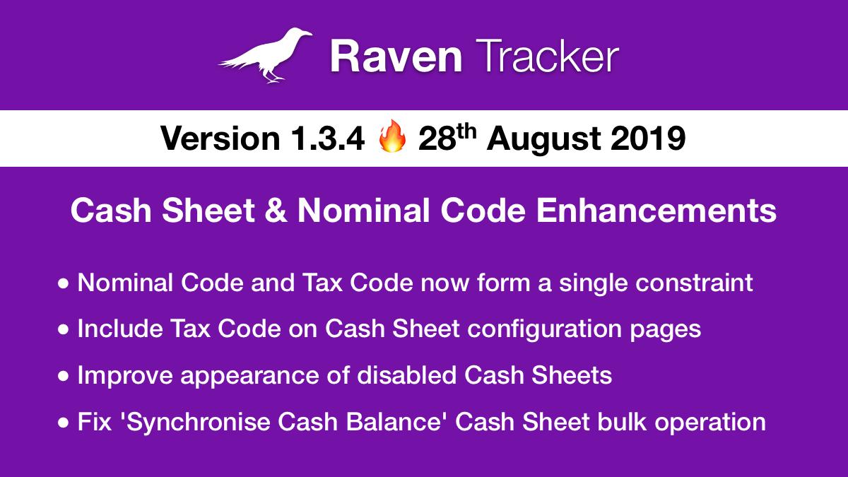 Raven Tracker 1.3.4