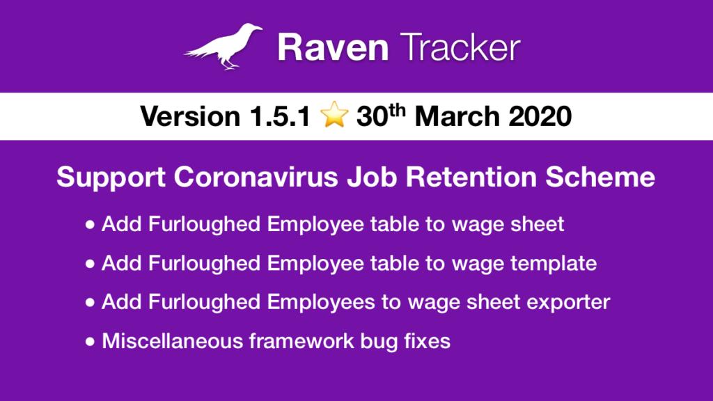 Raven Tracker 1.5.1