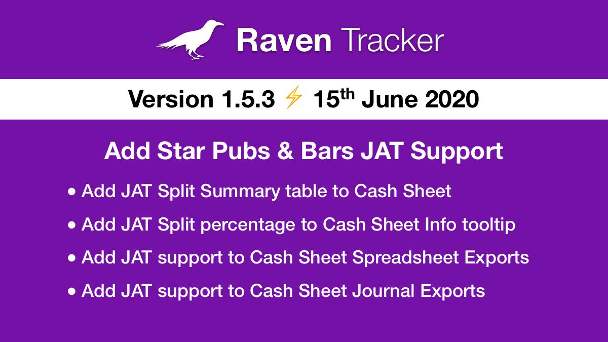 Raven Tracker 1.5.3