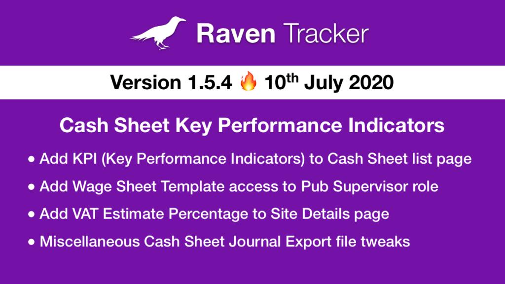Raven Tracker 1.5.4