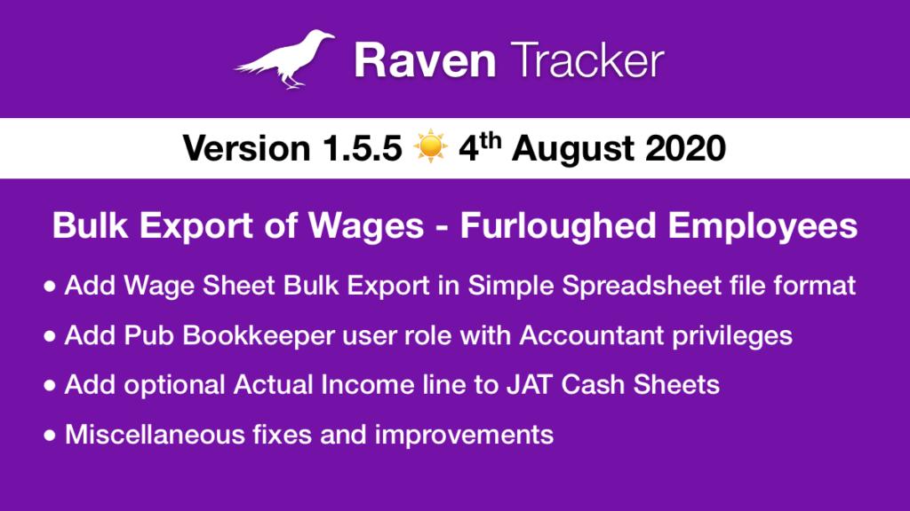 Raven Tracker 1.5.5