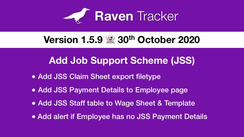 Raven Tracker 1.5.9