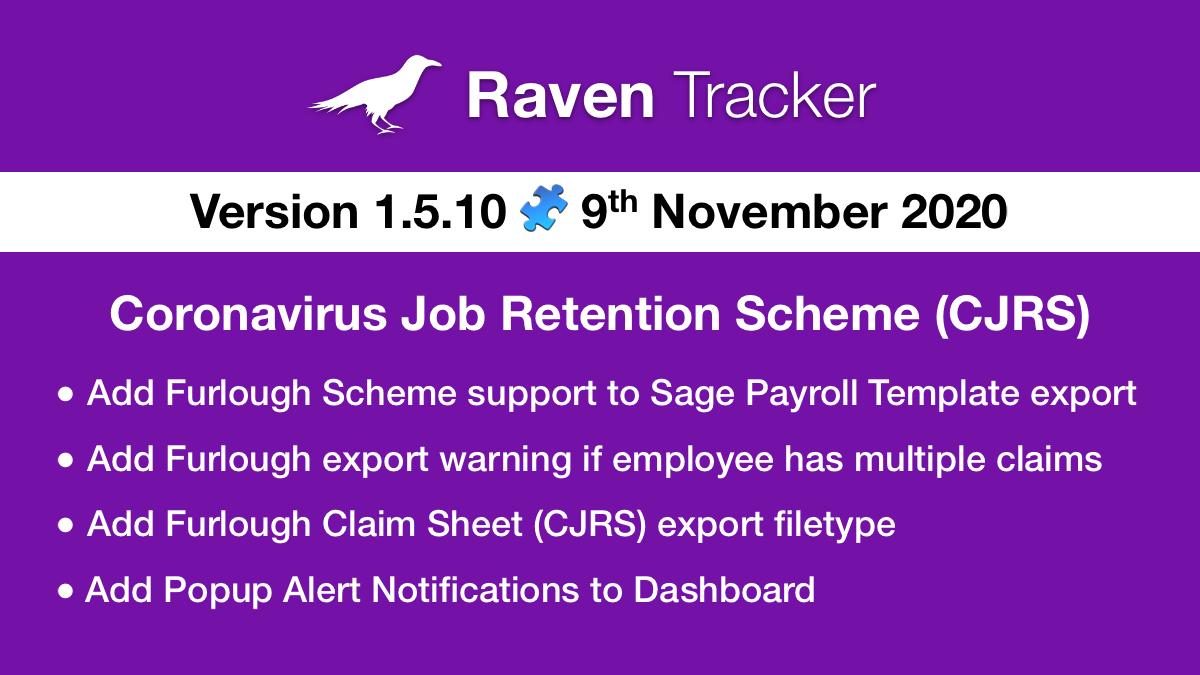Raven Tracker 1.5.10