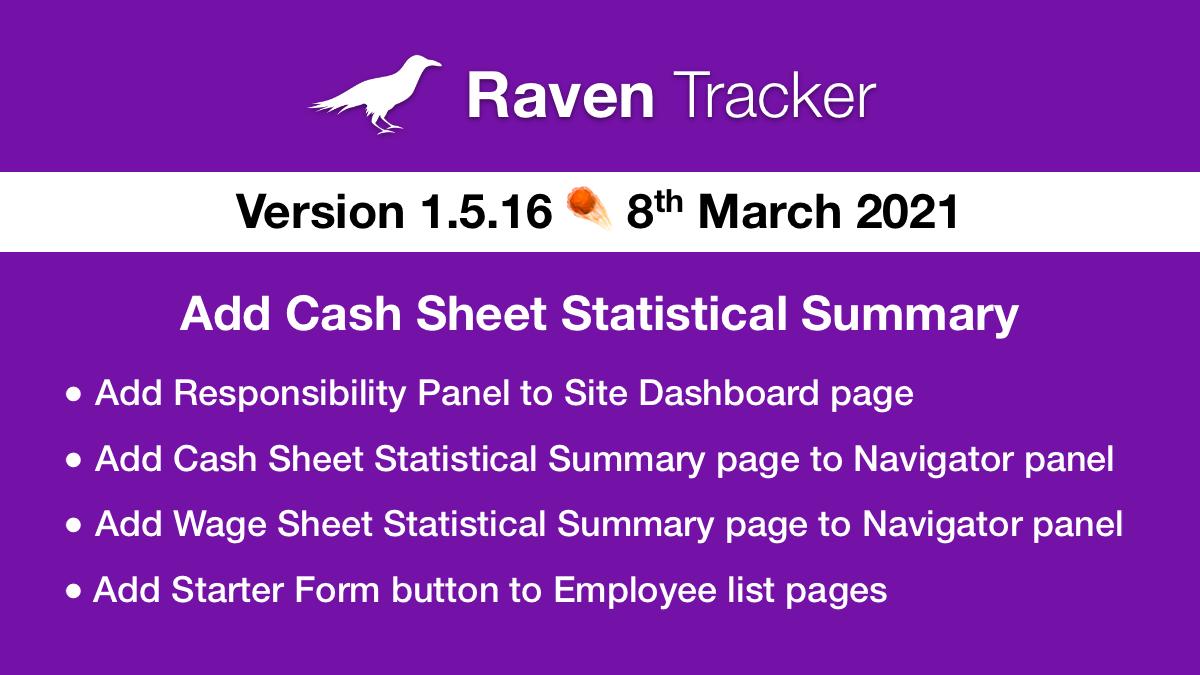 Raven Tracker 1.5.16